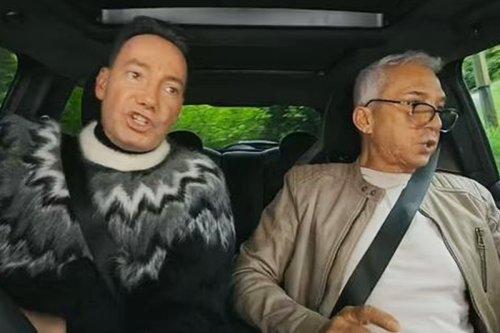Craig Revel Horwood & Bruno Tonioli SHRIEK as they tackle 'roller coaster' roads
