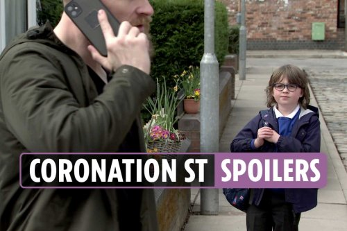 Coronation Street spoilers: Nick's son Sam kidnapped as Sharon schemes