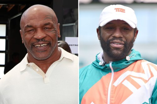 Mike Tyson says retired Floyd Mayweather is better than every current fighter