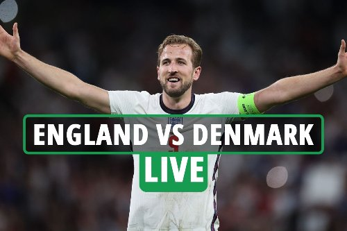 England vs Denmark LIVE: Follow all the latest from Euro 2020 semi-final