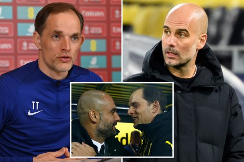 Tuchel reveals he ensured tactics were on the menu when he ate with Guardiola