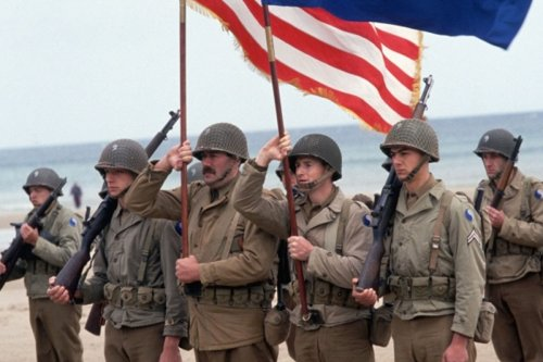 D-Day re-enactment called off as sand on beach deemed too dangerous