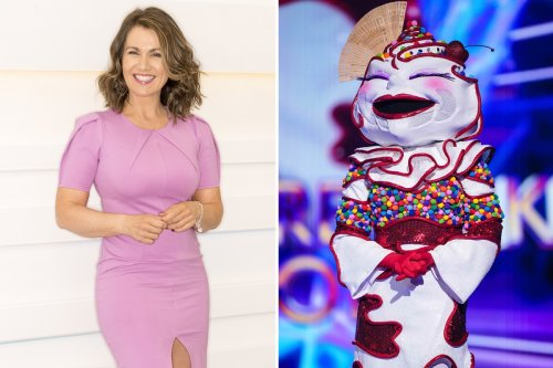 GMB reveal Susanna Reid is off all week after clue she's on the Masked Dancer