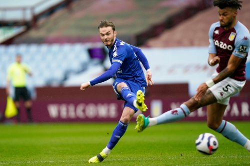 Arsenal 'make player-plus-cash swap bid' for Maddison but Leicester want £60m