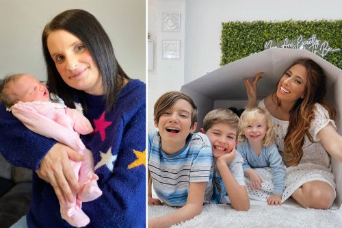 How Stacey Solomon takes parenting inspiration from mum-of-22 Sue Radford