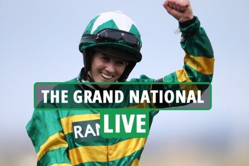 Grand National 2021 LIVE RESULTS: Follow all the action from Aintree