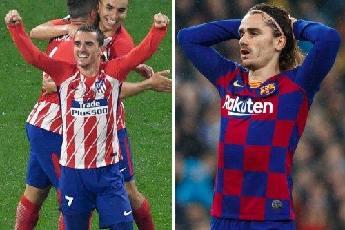 Inside Griezmann's shambolic Atletico return that humiliated Barcelona again