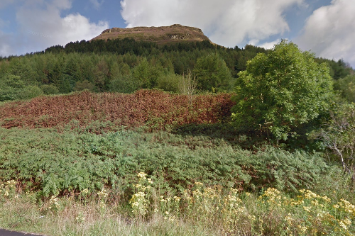 Teen dies in 100ft mountain plunge during waterfall walk with pals