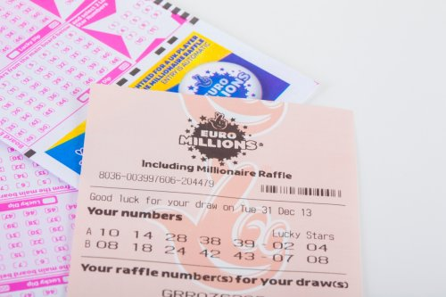 Lucky Brit scoops £59 MILLION EuroMillions jackpot in second UK win in a month