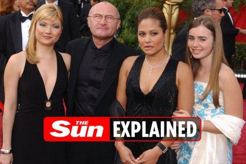 Who is Phil Collins' ex-wife Andrea Bertorelli?