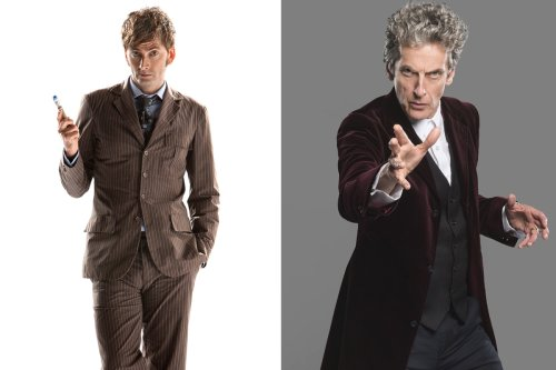 Ex-Doctor Who boss Steven Moffat hires TWO timelords as stars of two new dramas