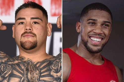 Joshua has Ruiz trilogy on standby as Mexican reveals 'worried' text from Hearn