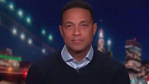 CNN host Don Lemon shockingly reveals his CNN show is ENDING live on-air