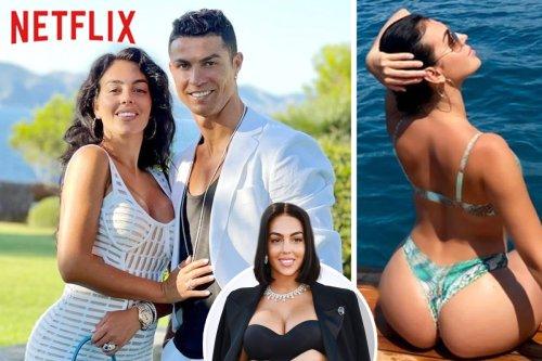 Georgina Rodriguez admits she's desperate for Ronaldo to pop the question in Netflix doc