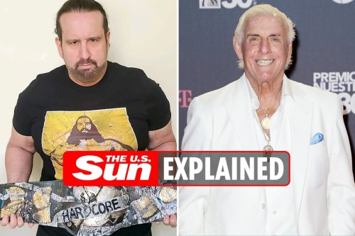 What did Tommy Dreamer say about Ric Flair on Dark Side of the Ring?