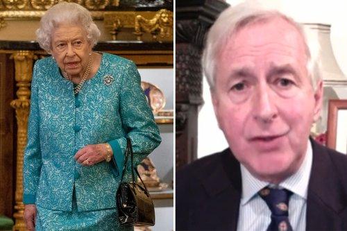 Queen, 95, must not 'exhaust' herself ahead of Jubilee next year, warns expert