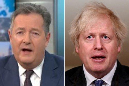 Piers Morgan's GMB rant at Boris Johnson hit by Ofcom complaints