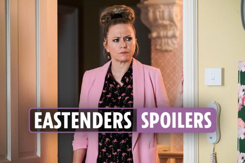 EastEnders spoilers: Linda Carter makes a horrifying discovery about Nancy
