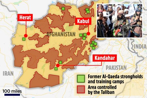 Threat to West as Al Qaeda joins with Taliban to create 'cradle of jihad'
