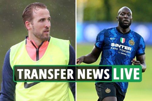 Transfer news LIVE: Latest Chelsea, Tottenham, Man City, Real Madrid updates