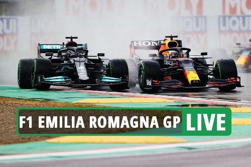 F1 Emilia Romagna Grand Prix qualifying LIVE: Stream, TV channel from Imola