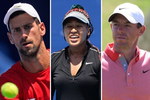 Highest-paid Olympians revealed with Osaka, Djokovic and McIlroy - but who is No1?