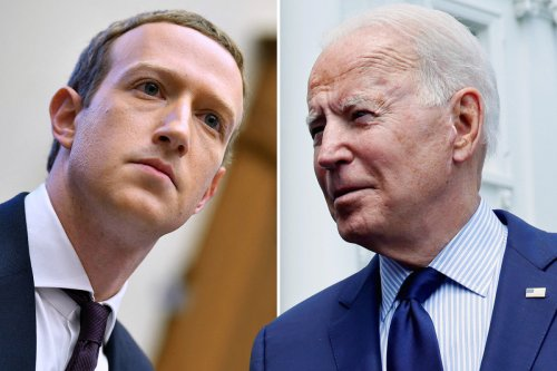 Biden slammed for 'using Facebook as scapegoat' after saying it 'kills people'