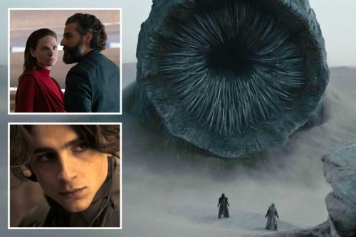 Dune's a sci-fi dream for those who could not care less about spaceships