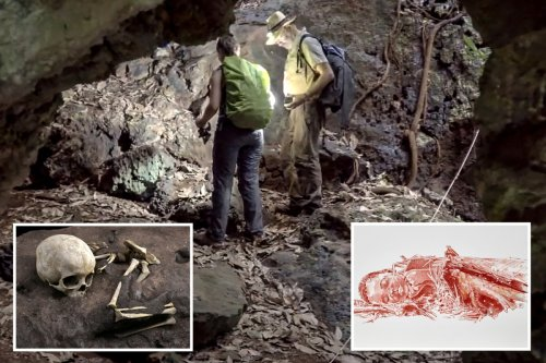 Burial of 3-year-old found after 78,000 years 'is earliest sign of human grief'