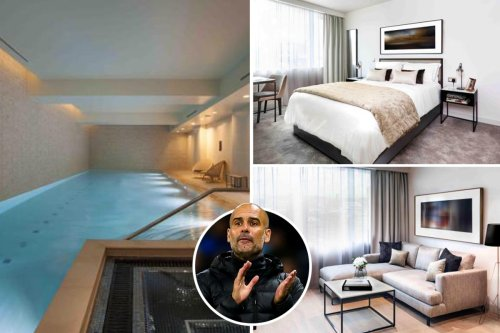 Man City almost lost out on Guardiola after the manager demanded a luxury city-centre mansion