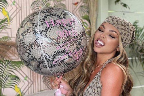 Jesy Nelson twerks in a bikini as ex-Little Mix star celebrates 30th birthday