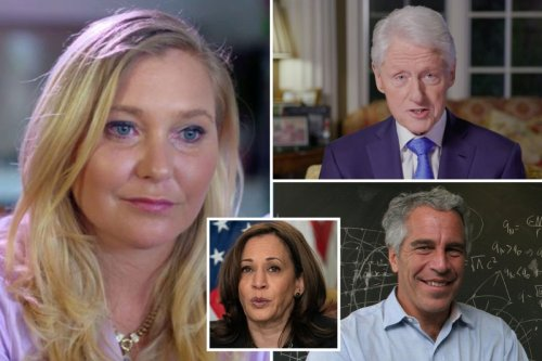 Epstein 'victim' slams VP for talking with Clinton about 'empowering women'