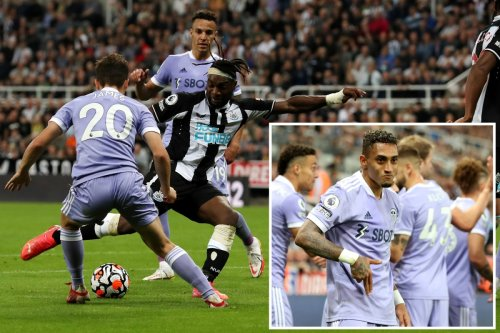 Newcastle 1 Leeds 1: Pressure eases slightly on Bruce but fans boo in stands