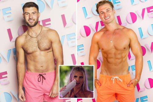 Love Island new boys Chuggs and Liam BOTH have their eye on bombshell Chloe