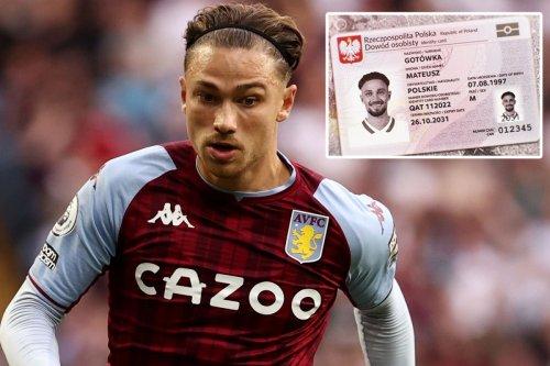 Aston Villa ace Matty Cash given new name after receiving Polish citizenship