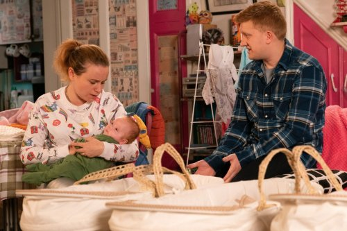 Coronation Street fans spot blunder as Chesney and Gemma's house totally silent