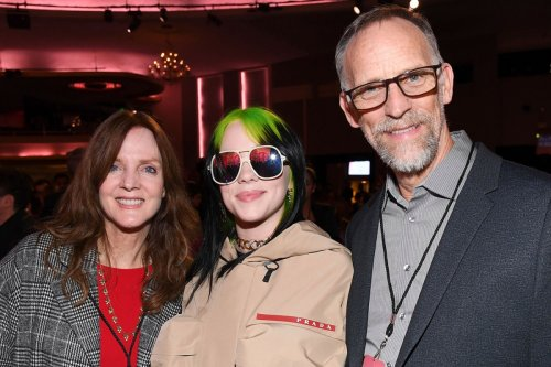 Who are Billie Eilish's parents Maggie Baird and Patrick O'Connell?