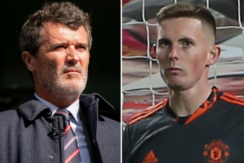 Keane says Henderson 'looks small' as legend doubts he has 'presence' to be No1