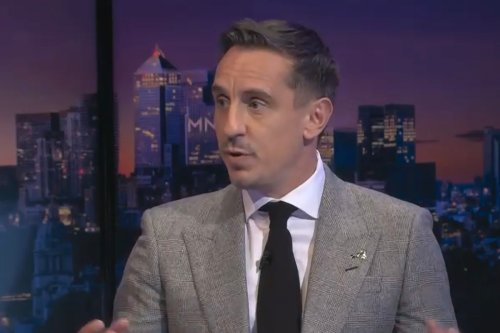 Neville thinks Man Utd CANNOT win Prem this term as they 'don't play as a team'
