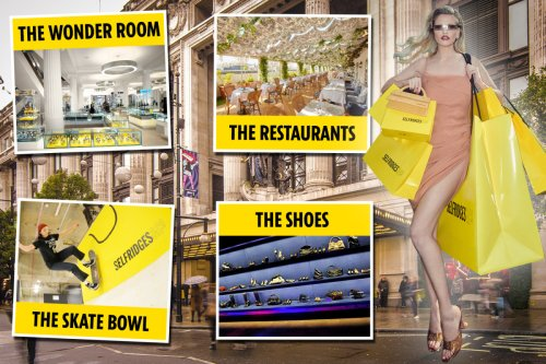 What Selfridges' new owner will get for their cash as store goes to auction