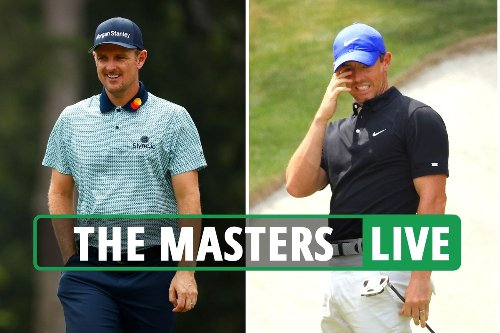 The Masters 2021: Stay up to date with every shot from Augusta National