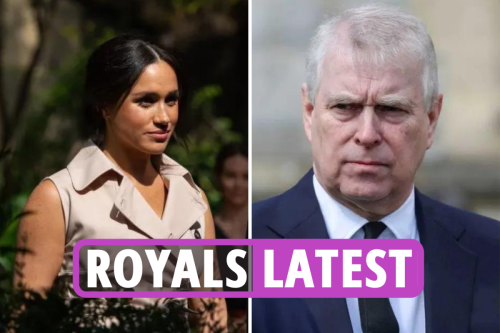 Andrew 'selling' £17m chalet as Palace 'bent backwards' to help Meghan