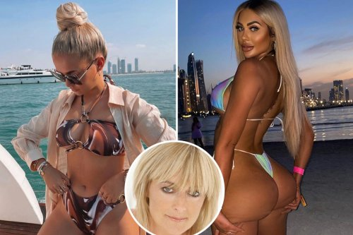 No wonder we're in a tailspin over lockdown rules as stars fly to Dubai