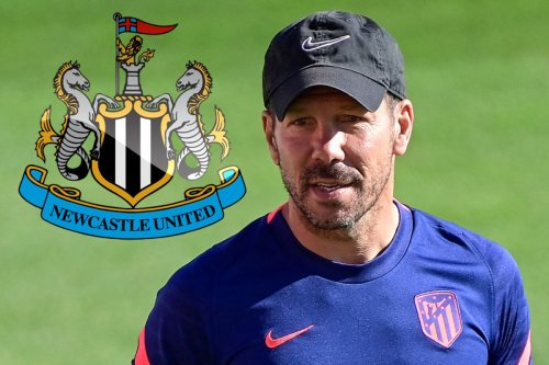 Newcastle 'plan shock swoop for Simeone and Atletico sporting director Berta'