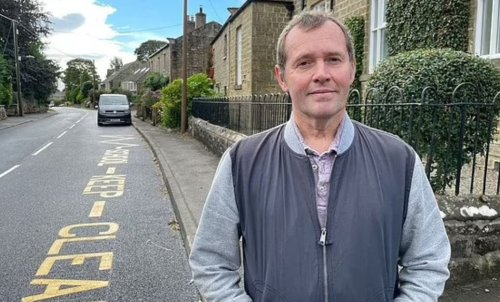Man can't park at home as council repaints zigzags for school shut 18 YEARS ago