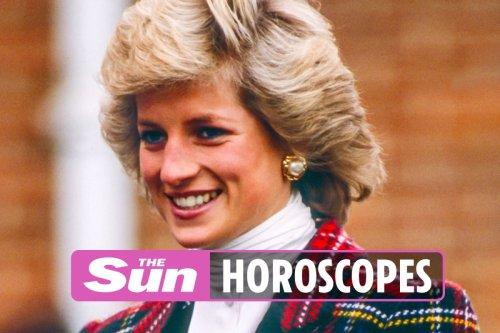 Princess Diana's star sign revealed
