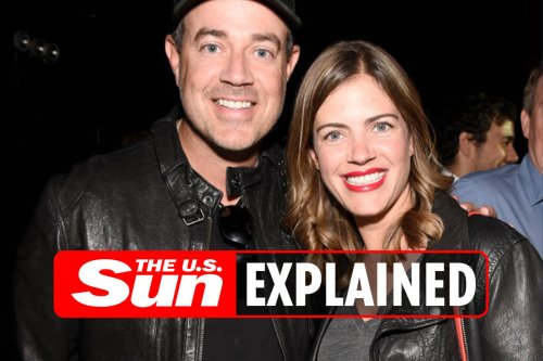 Who is Carson Daly's wife Siri Pinter?