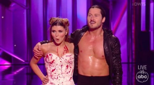 DWTS' Olivia Jade admits 'people don't like me' but BEGS for votes as she's 'having fun' with pro Val amid hookup rumors