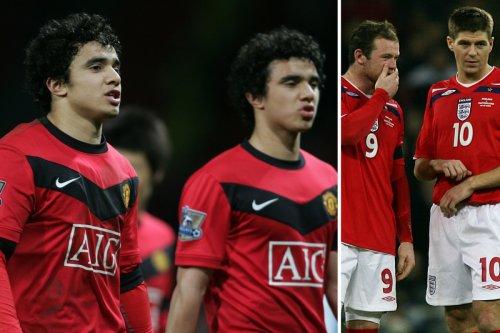 Rooney told Man Utd twins Rafael and Fabio that Kop rival Gerrard 'HATED' them