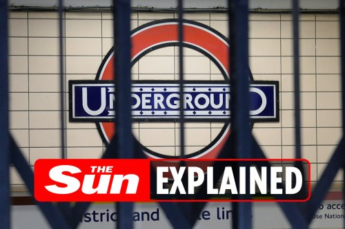 When are the August night tube strikes?